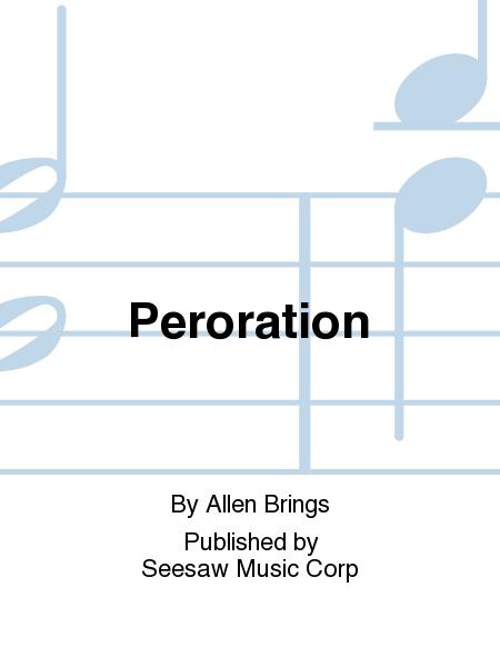Peroration