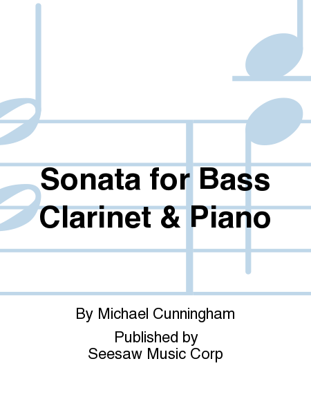 Sonata for Bass Clarinet & Piano