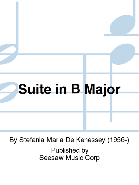 Suite in B Major