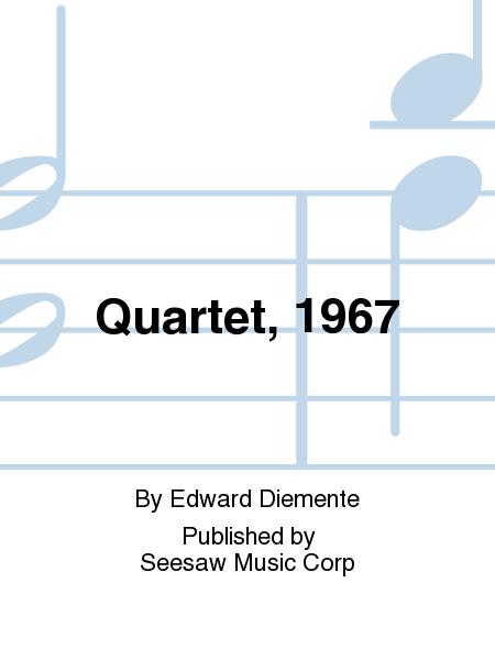 Quartet, 1967