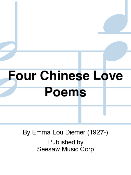 Four Chinese Love Poems