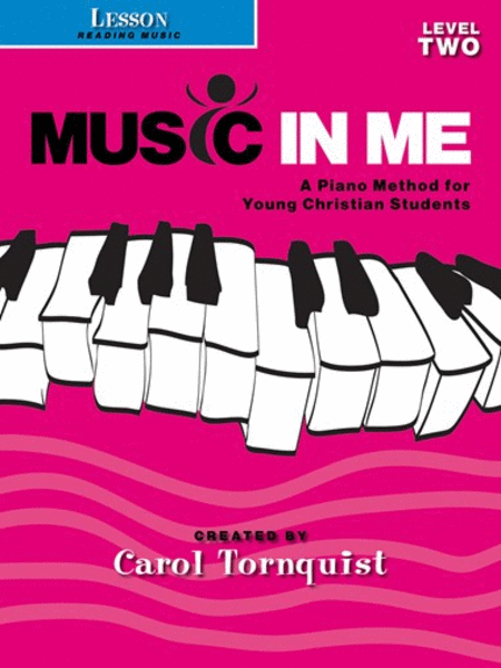 Music in Me - Praise & Worship Level 2