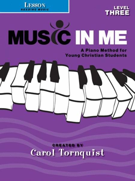 Music in Me - Praise & Worship Level 3