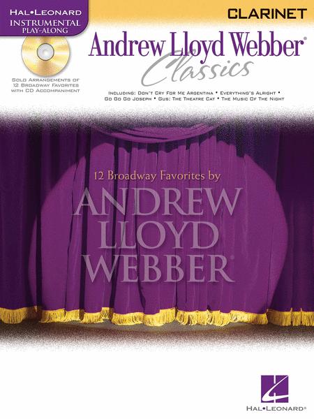 Andrew Lloyd Webber Classics - Clarinet