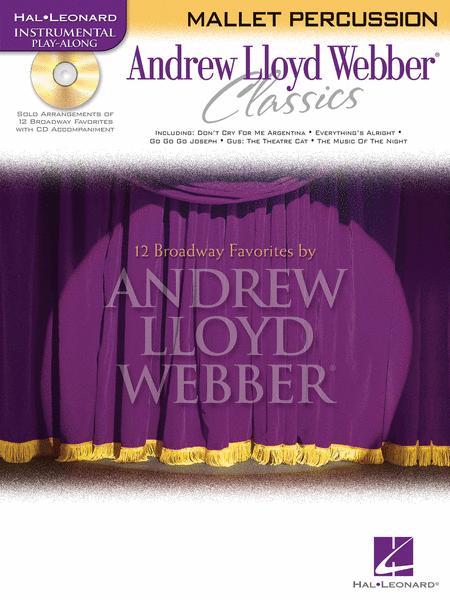 Andrew Lloyd Webber Classics - Mallet Percussion