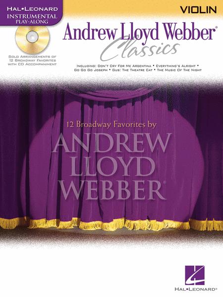 Andrew Lloyd Webber Classics - Violin