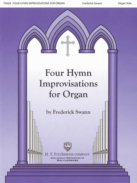 Four Hymn Improvisations for Organ - Volume I