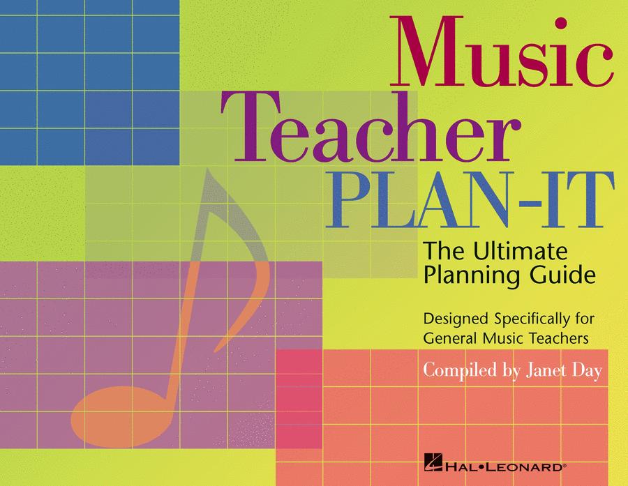 Music Teacher Plan-It