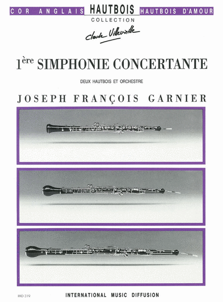 1st Simphonie Concertante