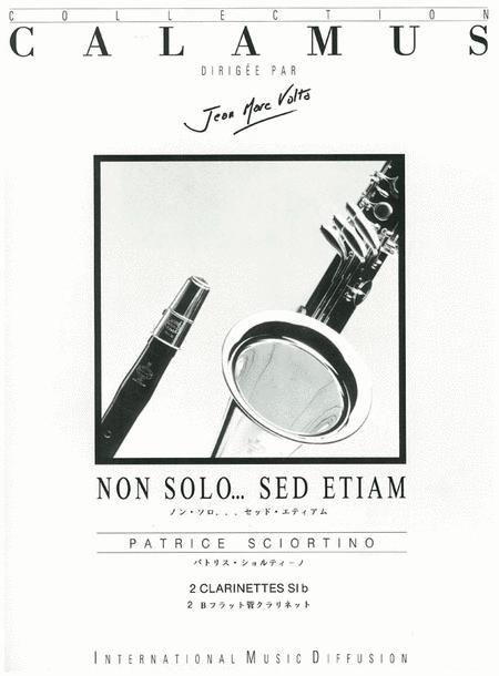 Non Solo... Sed Etiam
