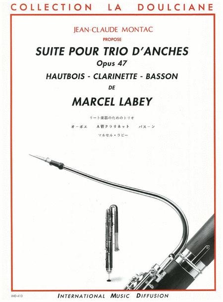 Suite Pour Trio D'Anches Op. 47