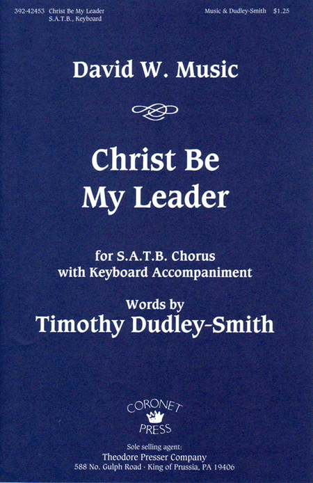 Christ Be My Leader