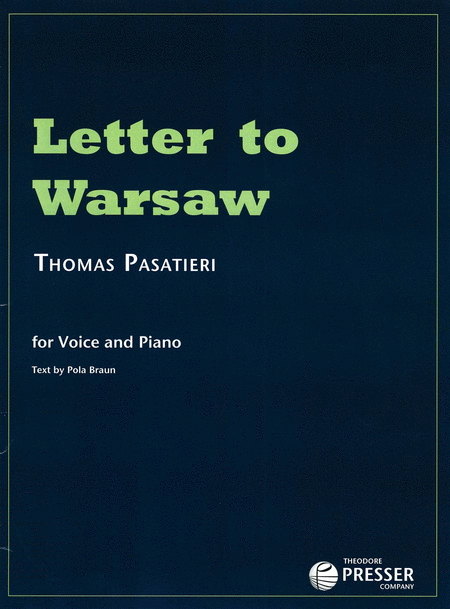 Letter to Warsaw