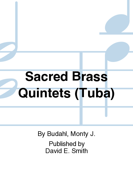Sacred Brass Quintets (Tuba)