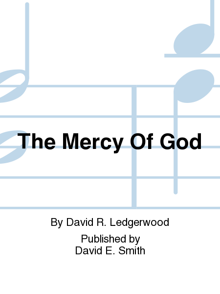 The Mercy Of God