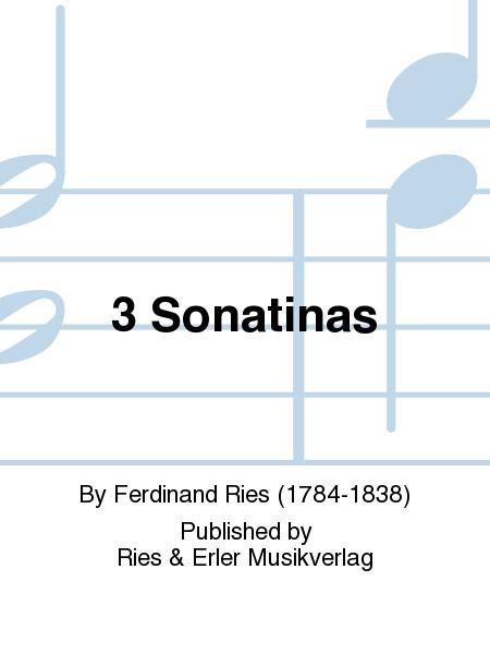 3 Sonatinas