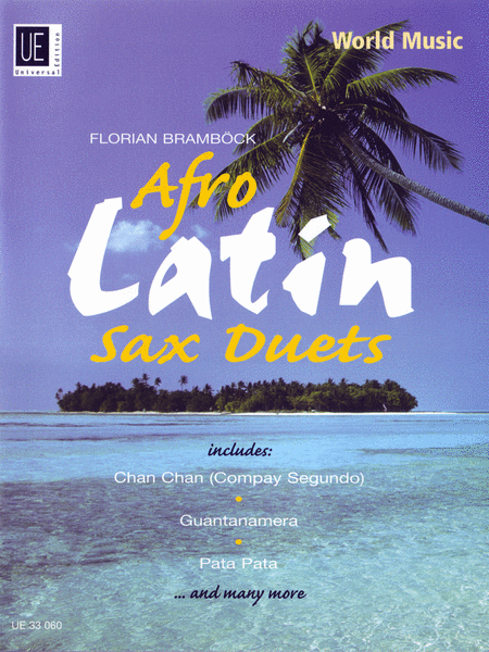 Afro-Latin Saxophone Duets