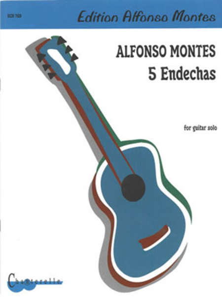 Alfonso Montes: 5 Endechas