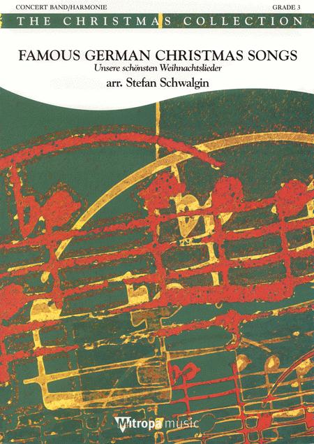 Famous German Christmas Songs Sheet Music By Stefan Schwalgin ...