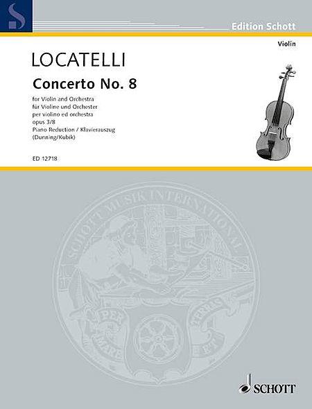 Concerto No. 8 in E Minor, Op. 3