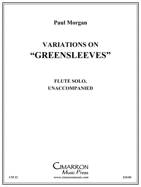 Greensleeves - Variations