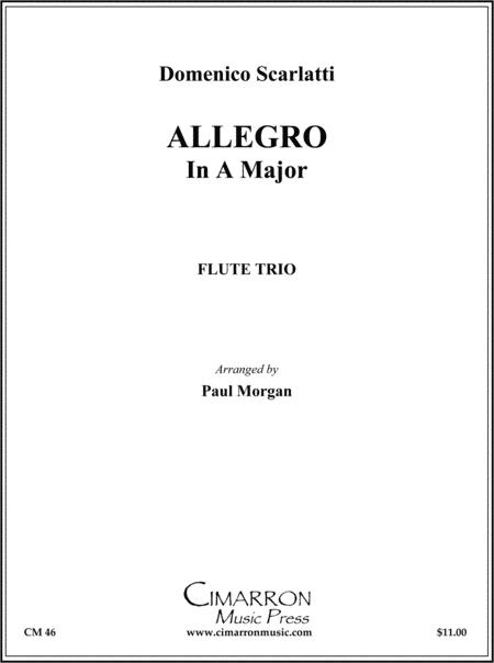Allegro in A