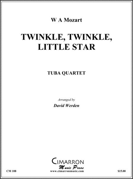 Twinkle, Twinkle Little Star Sheet Music By Wolfgang Amadeus ...