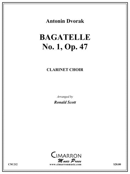 Bagatelle No. 1