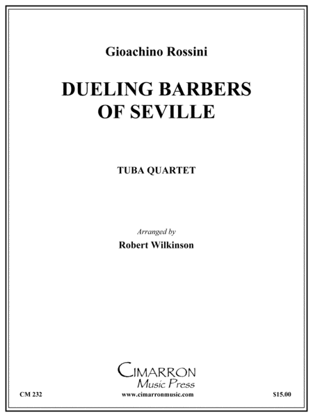 Duelling Barbers (of Seville)