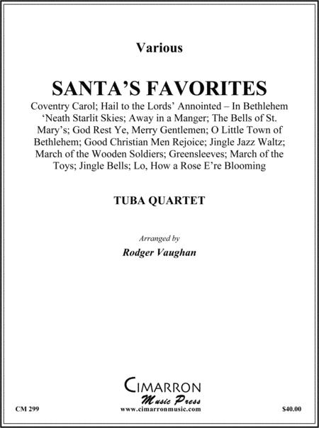 Santa's Favorites