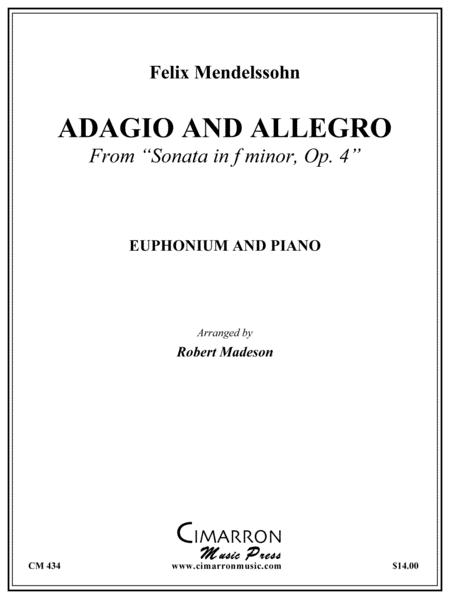 Violin Sonata in F Minor, Op. 4