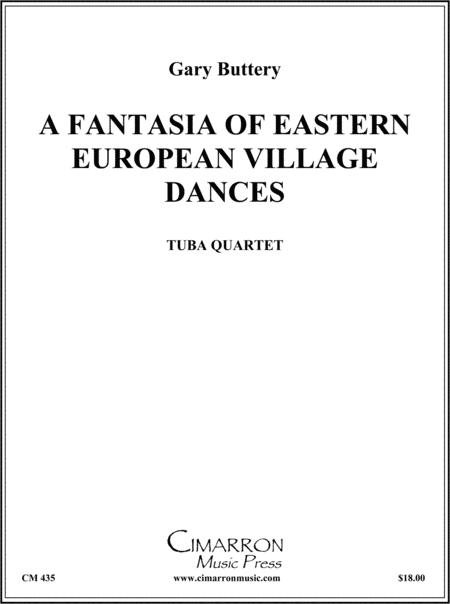 Fantasia of Eastern European Village Dances