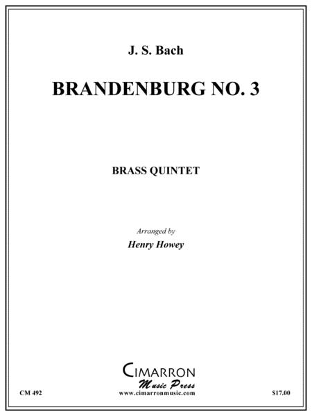 Brandenburg No. 3