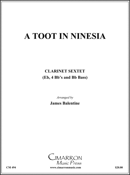 A Toot in Ninesia