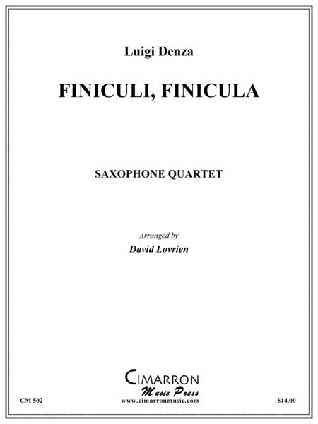 Finiculi, Finicula