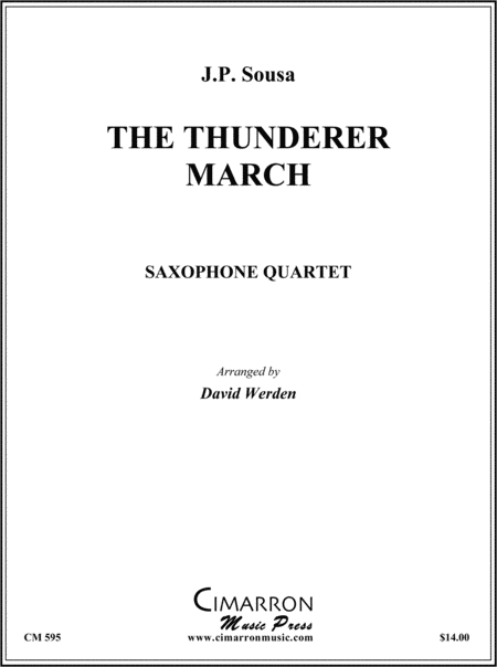 Thunderer March