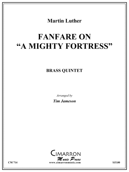 A Mighty Fortress Fanfare