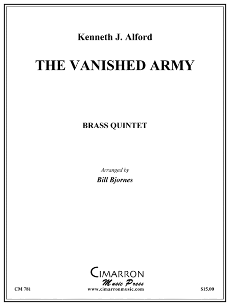 The Vanished Army
