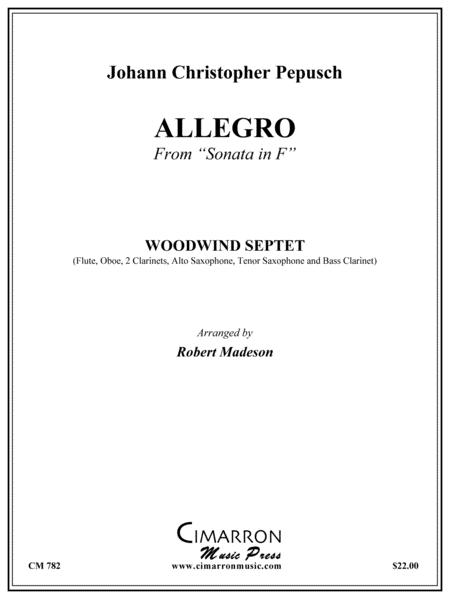 Sonata in F (Allegro)