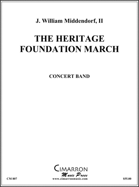 The Heritage Foundation March