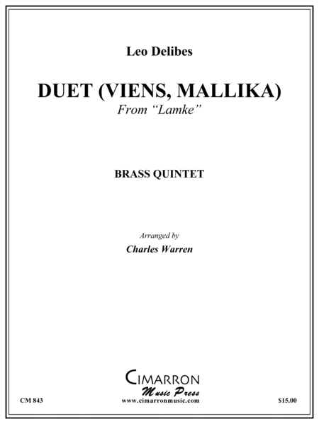 Duet from Lakme