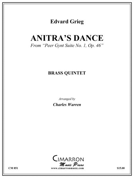 Anitra's Dance, Op. 46