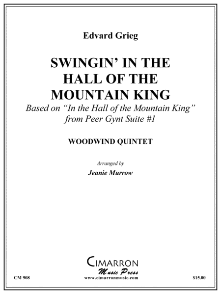 Swingin' in the Hall of the Mountain King