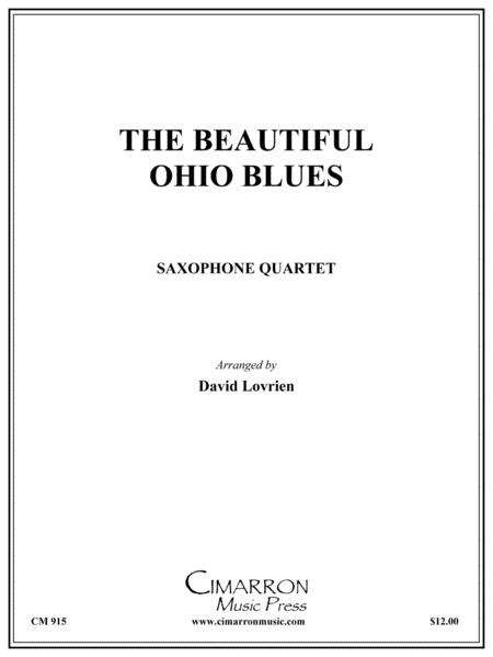 The Beautiful Ohio Blues
