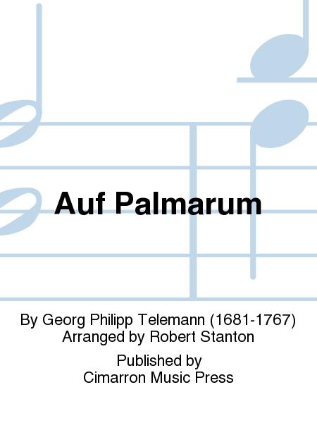 Auf Palmarum