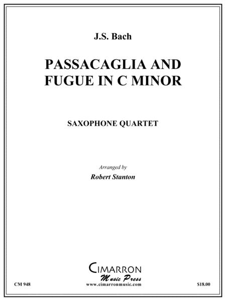 Passacaglia and Fugue in C Minor