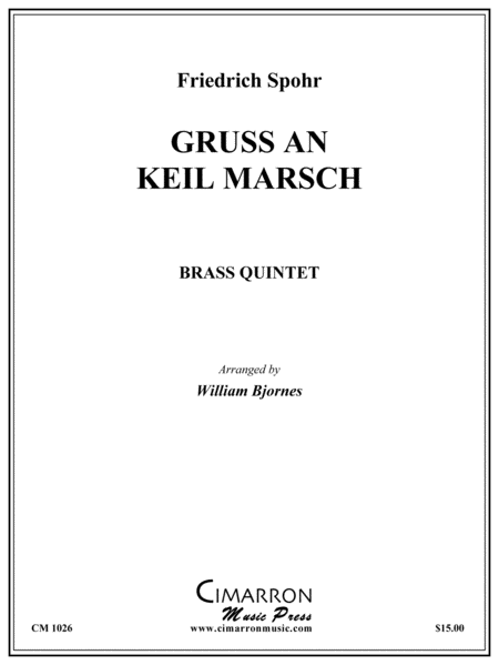 Gruss an Kiel Marsch