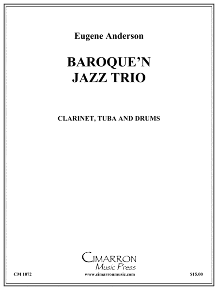 Baroque 'n Jazz Trio