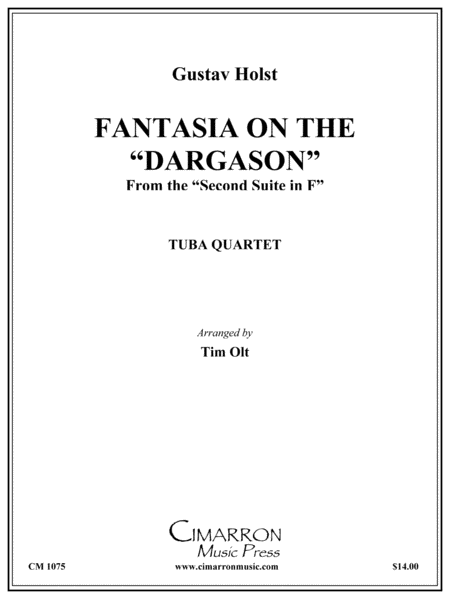 Fantasia on the Dargason from Suite No. 2 in F
