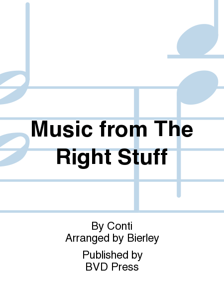 Music from The Right Stuff